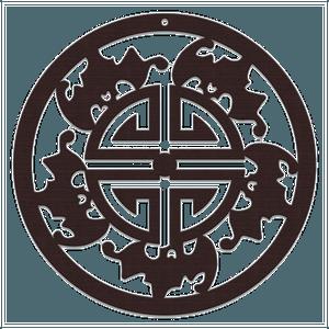 Символ пяти благ тату