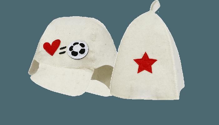 Купить банные шапки оптом