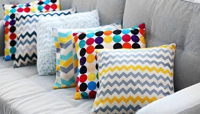 Декоративные подушки купить оптом