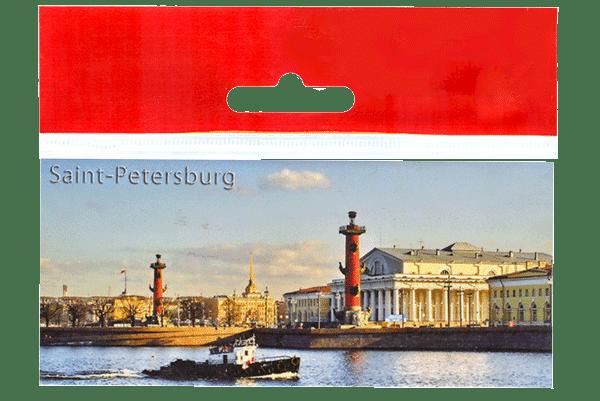 Магниты с видами Санкт-Петербурга оптом