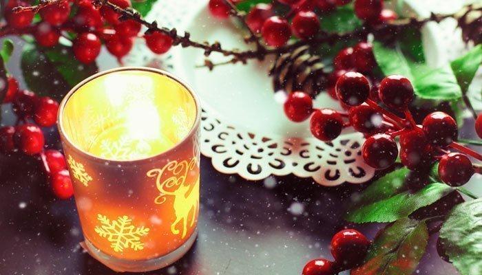 Купить свечи к Новому Году