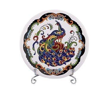 Фарфоровые декоративные тарелки