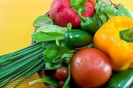 Декоративные фрукты и овощи