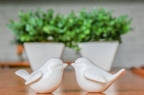 Фигурки из керамики оптом