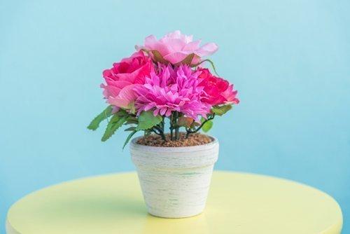 Искусственные цветы для интерьера купить
