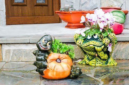Садовая керамика оптом