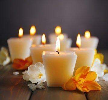 Декоративные свечи оптом